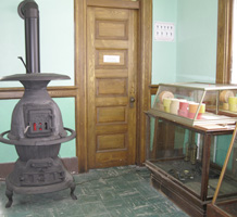 Barnstable Station Stove
